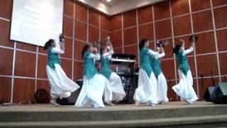 danza CRISTAL IGLESIA PRINCIPE DE PAZ, CIDPP DIOS HA HABLADO A SU PUEBLO