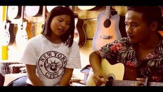 Parelima (Cover) - Shristi Moktan | Nepali Pop Song |Acoustic Cover