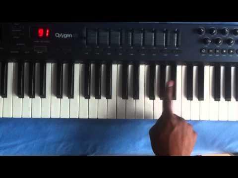 Comment jouer le thème Super Mario Bros au piano (version très simple)