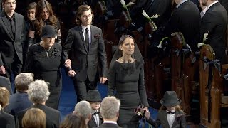 Final farewell: Funeral for Rene Angelil in Montreal