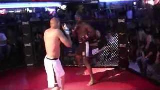 Split Decision Fight Night XXI - Bennie Dixon vs Aaron Amauba