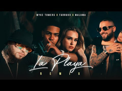 La Playa Remix (Video Oficial)