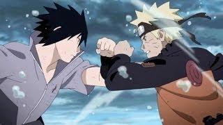 Naruto vs Sasuke [AMV] Final Battle