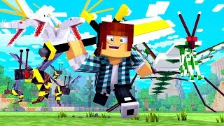 NOVA INTRO DE MINECRAFT SURVIVAL !!