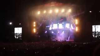 Sum 41 - The Hell Song Rock Al Parque 2015! ( Fragmento)