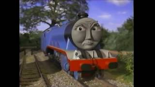 Thomas And The Magic Railroad Steam Engines Meeting Scene (With Sound Effects)