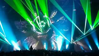 Qlimax 2016 | B-Front - Techno | 1080p60