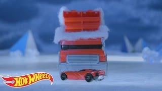 Epic Race Episode 4: Hot Headz on Ice!   Hot Wheels