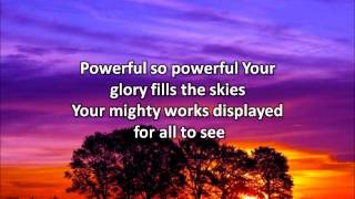 Beautiful One - Jeremy Camp (with lyrics)