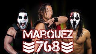 WWE/NJPW Mashup: Shinsuke Nakamura Guerrillas of Destiny - The Guerrilla Sun | by marquez768