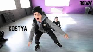Kanye West feat  Dwele   Power choreography  Vadim Kulida FREEWAY DC
