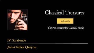 Johann Sebastian Bach - IV. Sarabande - Suite No. 1 en Sol majeur, G major, G-dur BWV 1007