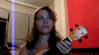 A Small Victory - ukulele cover (originally by Faith no More)