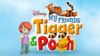 Theme Song | My Friends Tigger & Pooh | Disney Junior