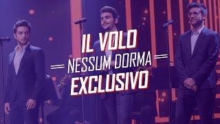 Exclusivo: Il Volo canta Nessun Dorma | X Factor BR