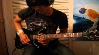 Avenged Sevenfold - Danger Line Solo