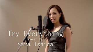 Try Everything / Shakira(Cover)Sara Ishida  #Zootopia