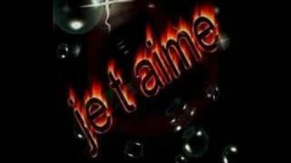 Frédéric Francois -- I Love you, Je t'aime --