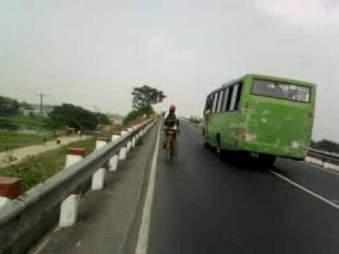 Cycling in Bangladesh