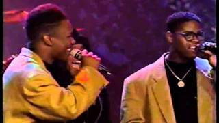 1992 03 16   Mercy Mercy Me Feat  Shanice Live In Queens, New York At Kaufmann Astoria Studios