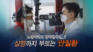 TV메디컬약손_노안(경븍대학교 안과 박동호 교수) 다시보기