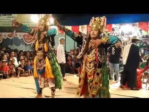 Download Video SENI TARI JARAN BUTO ( KUDO YAKSO SINGO TRUNAN ) KR.ANYAR, BALIKPAPAN