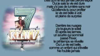 keen'v - ne l'oublie jamais (officiel video lyrics )