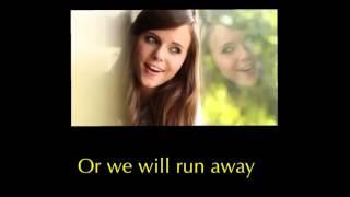 MAGIC! - Rude [Cover by Tiffany Alvord ] Lyrics On Screen