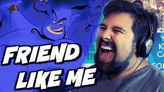 Friend Like Me [METAL Ver.] - Caleb Hyles (from Aladdin)