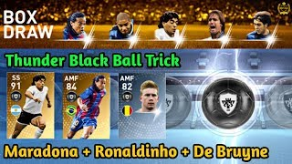 How to get ronaldinho in pes mobile 2019 100 working videos