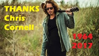 In Memoriam: Chris Cornell 1964-2017 nothing compares 2 u ACOUSTIC you know my name