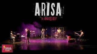 Festival d'Autunno 2017 - ARISA live