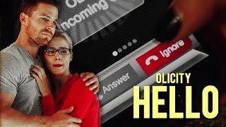 Oliver & Felicity - Hello (AU) [Reupload]