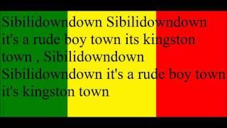 alborosie - kingston town (+lyrics) width=