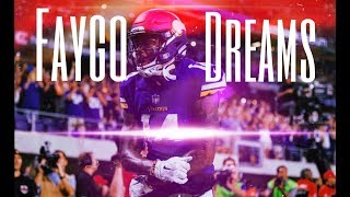 Stefon Diggs Highlights || Faygo Dreams ||