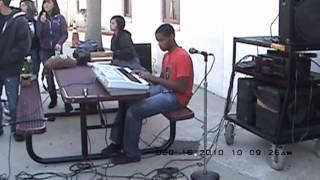 LilWayne - Lollipop (Piano & Drum Cover Live)