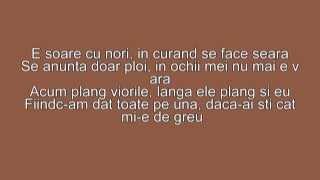 Rolla Sparks feat Oana Radu Fara glas versuri