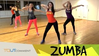Cours de Zumba // Boujé (Soca Kuduro) 🎶🎵zumba dance workout for beginners