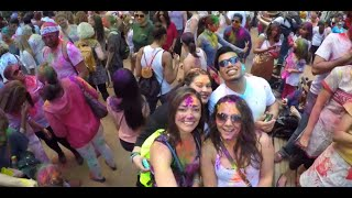 Festival of Colors Holi NYC 2015 GoPro Edit