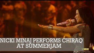 Nicki Minaj Performs Chiraq at Hot 97's Summer Jam