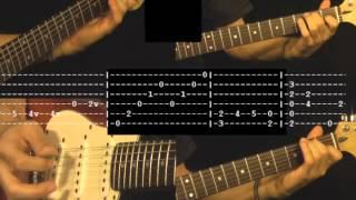 Hotel California - The Eagles Guitar Intro 2 Cover Backing Track www.FarhatGuitar.com