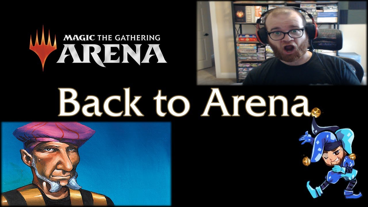 Jeff Hoogland - Returning to Magic Arena with Kaldheim on Thursday the 28th