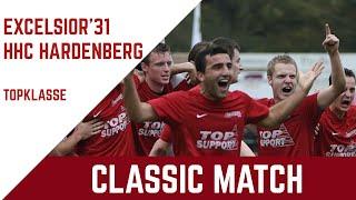 Screenshot van video Classic match: Excelsior'31 - HHC Hardenberg (2011)