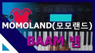 MOMOLAND (모모랜드) - BAAM 뱀 (Instrumental Cover)
