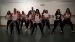 B**** better have my money - Rihanna (Dj Taj remix) | Choreography by @orilavi