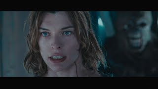 Resident Evil 2 : Apocalipse (Apocalypse) Alice Vs  Nemesis