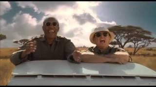 Jack Nicholson & Morgan Freeman feat FRIENDS - The Lion Sleeps Tonight