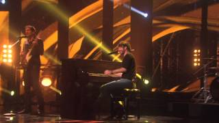 "The Coronas ""All The Others"" live on The Voice of Ireland"