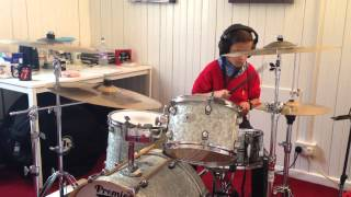 Matthew - Clubfoot (Kasabian Drum Cover)