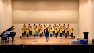 나무의 노래 _2014 희망소리합창페스티벌 : 세빛별합창단(안산 세광)